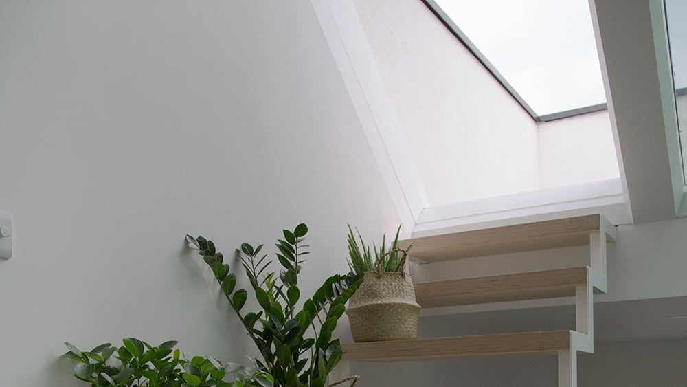 Sunsquare features on Grand Designs with this amazing rooflight